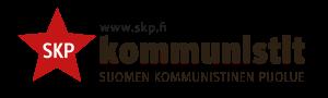 Suomen kommunistisen puolueen logo